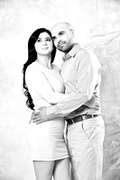 Mayra and Ramon Engagement photos in studios of Montebello Ca, www.gustavovillarreal.com, 323-633-8283