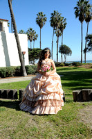 Quinceaneras en weddings photographers in Cabrillo Beach www.gus