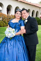 Quinceaneras and weddings photography and video at San Vicente catholic church in Los Angeles www.gustavovillarrealphotography.com, 323-633-8283