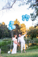 Elizabeth and Gabriel maternity photo session, pregnancy  pictures at El Dorado East Regional Park in Long Beach Ca,  quinceaneras photography, sweet sixteens photography, family portraits, weddings p