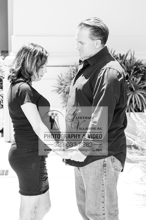 Maternity photos at Pasadena City hall in Pasadena Ca, www.gusta