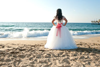 Quinceaneras and weddings photographers in Redondo Beach, www.gu
