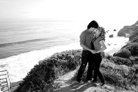Jessica and Luis Engagement photos at El Matador State Beach in Malibu Ca, www.gustavovillarrealphotography.com, 323-633-8283, www.gvphotoandvideo.com