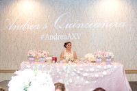 Andrea Lissette quinceaneras, sweet sixteens, weddings, family portraits, anniversaries, photography and video at Miraculos medal catholic church in Montebello,  receptions at Quiet Cannon Montebello,