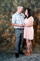Engagement pictures in Montebello Studios www.gustavovillarrealp